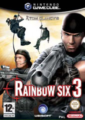 Tom Clancy's Rainbow Six 3 for GameCube