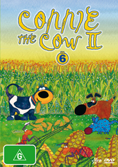 Connie The Cow II - Vol. 6 on DVD