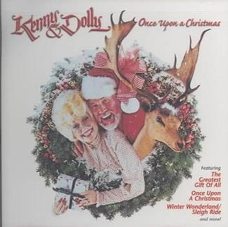 Once Upon A Christmas by Dolly Parton with Kenny Rogers image