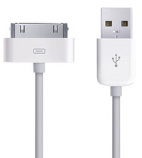 USB to Dock Connector Cable for iPod/iPhone/iPad