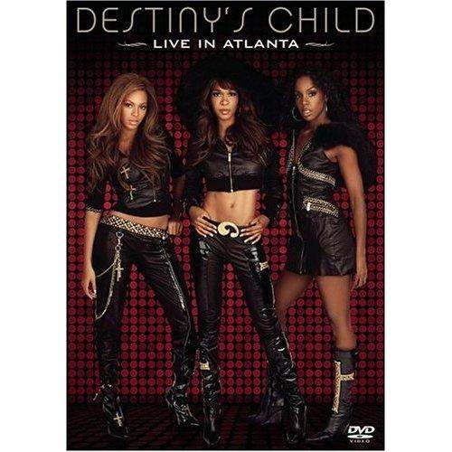 Destiny's Child - Live In Atlanta on DVD