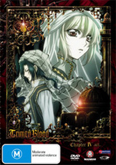 Trinity Blood - Chapter 4 on DVD