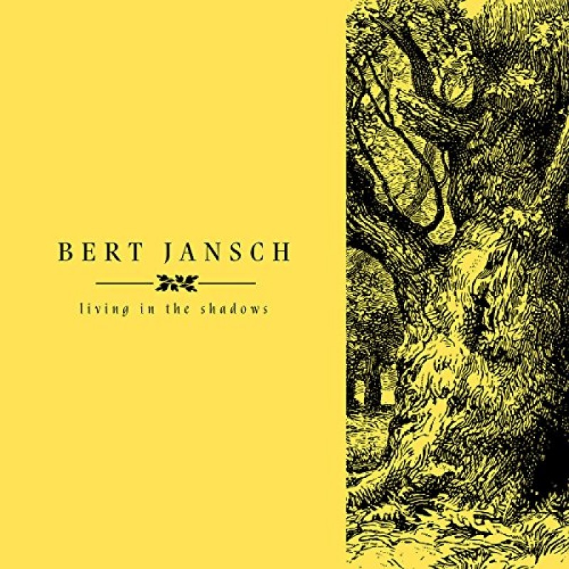 Living In The Shadows (4CD + Book) by Bert Jansch image