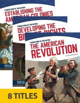 Foundations of Our Nation (Paperback Set of 8) by Various ~ image