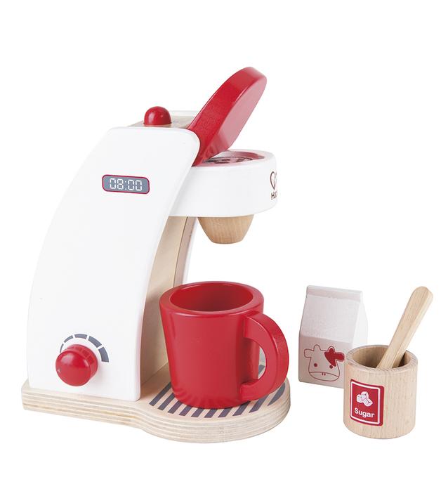 Hape: Coffee Maker - Play Set