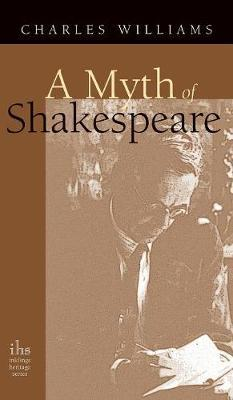 Myth of Shakespeare by Charles Williams image