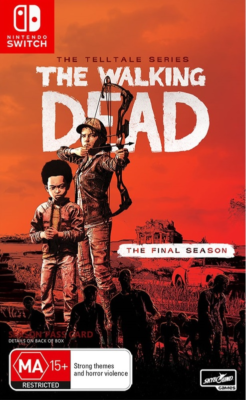 The Walking Dead - The Final Season for Switch