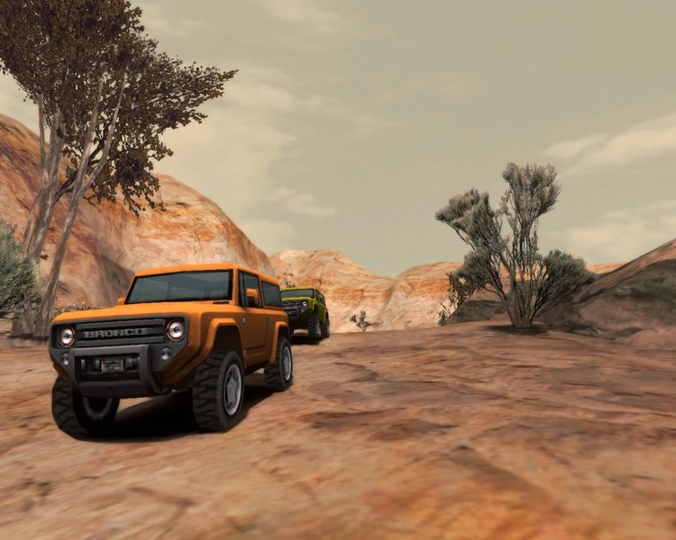 Ford Off Road Racing for PC Games image