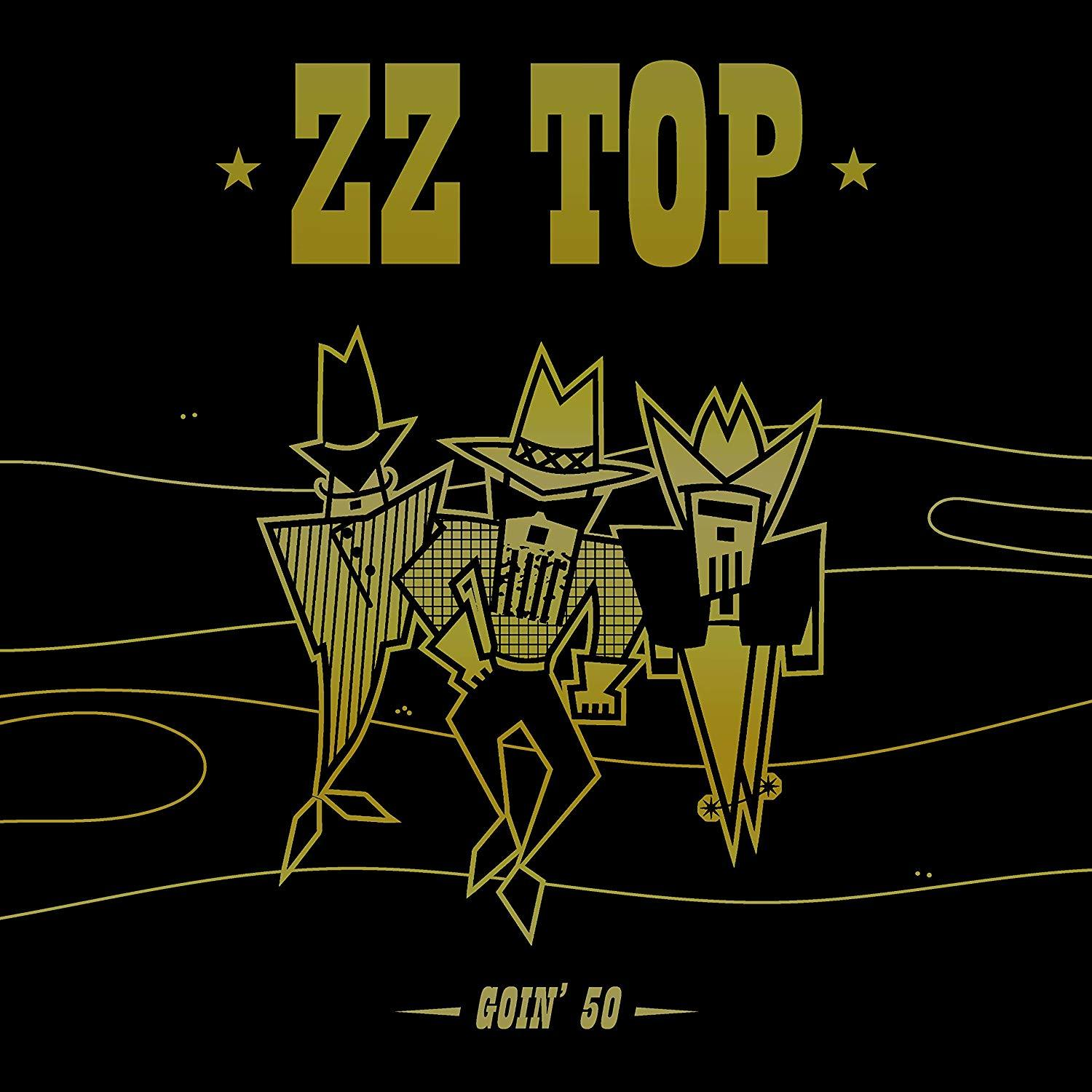 Goin' 50 (Deluxe Edition) by ZZ Top image