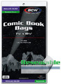 BCW: Resealable Comic Book Bags - (Silver/Regular)