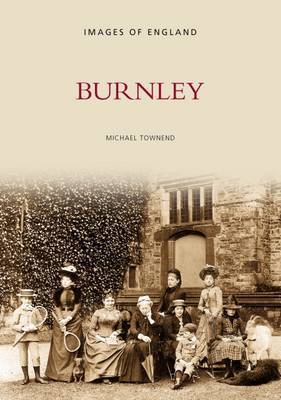 Burnley by Mike Townend image