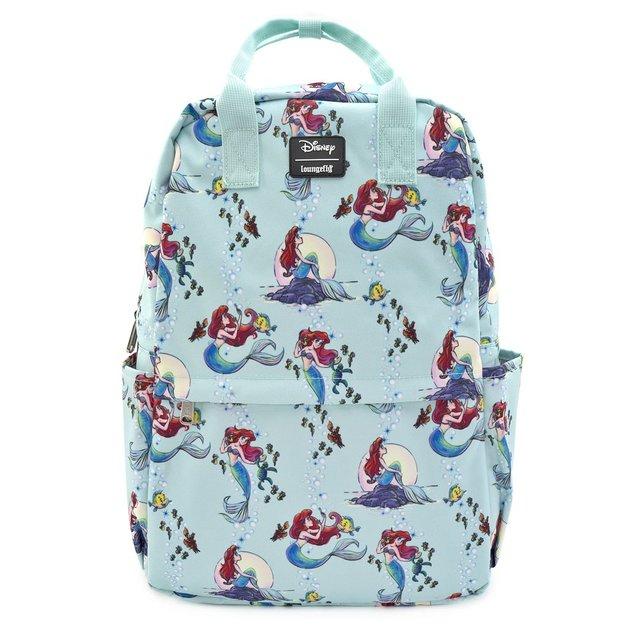 Loungefly: The Little Mermaid - Ariel Scenes Backpack