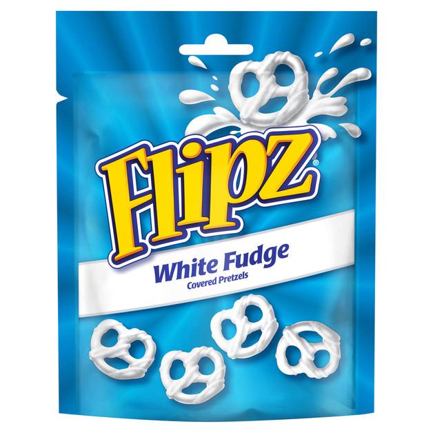 Flipz Coated Pretzels - White Fudge 90g