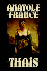 Thais by Anatole France image