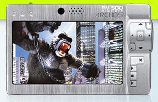 Archos AV500 30GB Mobile Digital Video Recorder
