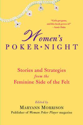 Women's Poker Night by Maryann Morrison