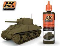 AK Olive Drab Primer (60ml)