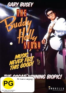 The Buddy Holly Story on DVD