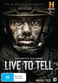 Live To Tell on DVD