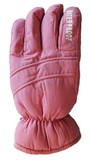 Mountain Wear: Wild Pink Z18R Kids Gloves (Medium)
