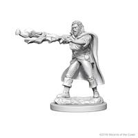 D&D Nolzur's Marvelous: Unpainted Minis - Human Male Sorcerer