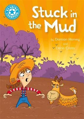 Reading Champion: Stuck in the Mud by Damian Harvey image