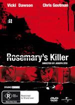 Rosemary's Killer on DVD