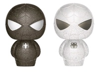 Marvel: Spider-Man (Black & White) - Hikari XS Vinyl Figure 2-Pack