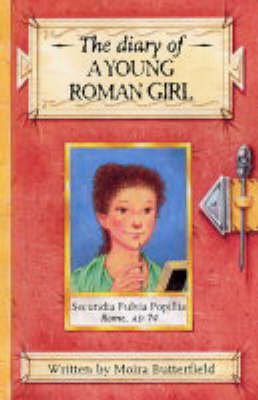 A Young Roman Girl by Moira Butterfield