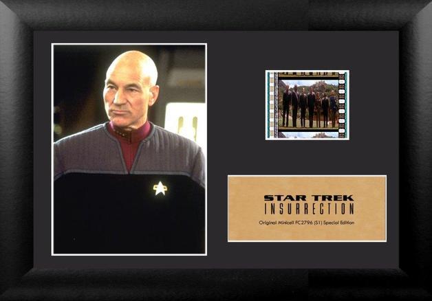 FilmCells: Mini-Cell Frame - Star Trek (S1 - Insurrection)