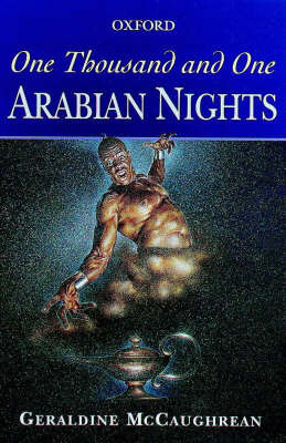 One Thousand and One Arabian Nights by Geraldine McCaughrean image