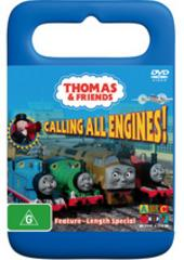 Thomas & Friends - Calling All Engines! on DVD