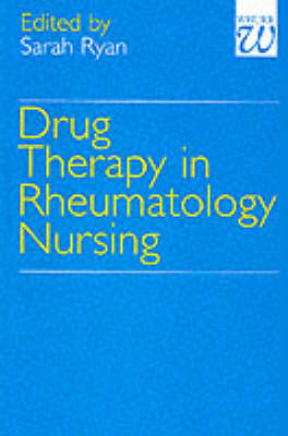 Drug Therapy in Rheumatology Nursing by Sarah Ryan image