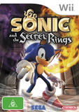 Sonic and the Secret Rings for Nintendo Wii