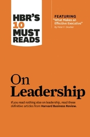 HBR's 10 Must Reads Boxed Set (6 Books) by Harvard Business Review image