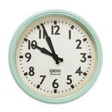 General Eclectic Retro School Clock (Mint)