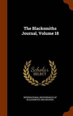 The Blacksmiths Journal, Volume 18 image