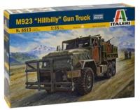 Italeri: 1:35 M923 ''Hillbilly Gun Truck - Model Kit