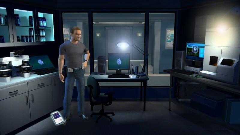 CSI 4: Hard Evidence for Xbox 360 image