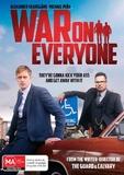 War on Everyone DVD