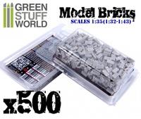 Green Stuff World: Model Bricks Pack (Grey)