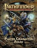 Pathfinder Roleplaying Game Player Character Folio by Jason Bulmahn