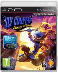 Sly Cooper: Thieves in Time for PS3