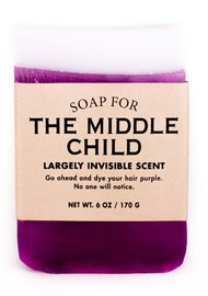 Whiskey River Co: Soap - For Middle Child