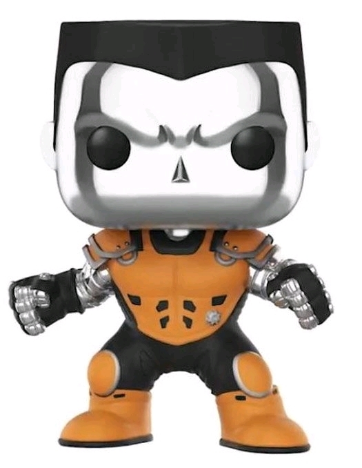 Marvel: X-Force Colossus (Chrome Skin) - Pop! Vinyl Figure image