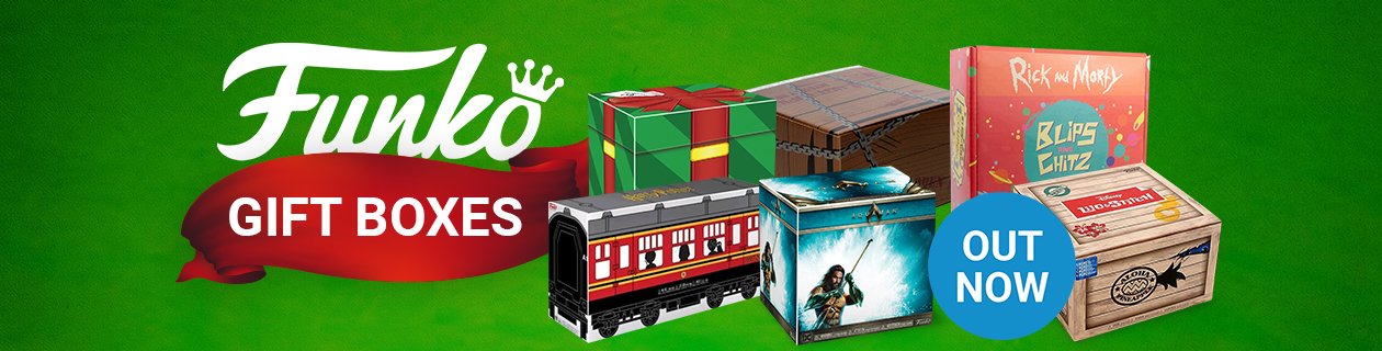 Funko Gift Boxes In Stock Now!