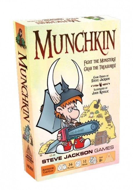 Munchkin: Shiney Box Edition