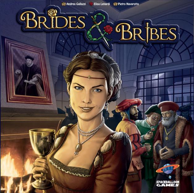 Brides & Bribes - Board Game