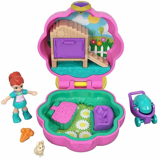 Polly Pocket: Tiny Pocket World - Hoppin' Hangout