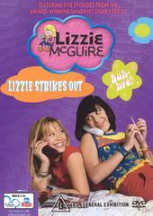 Lizzie McGuire - Lizzie Strikes Out on DVD